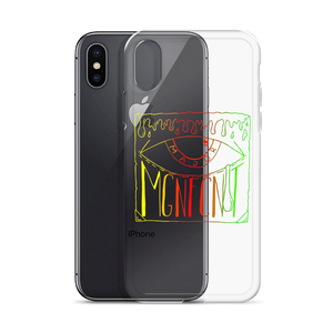 Rasta Eye Major Magnificent iPhone Case