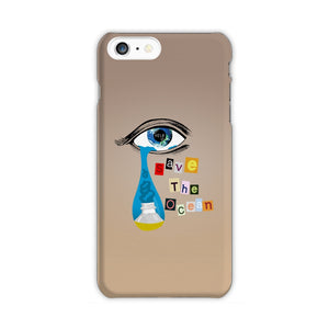Save the Ocean Phone Case