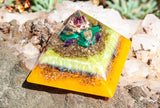 Summer 2020 Orgone Pyramid for Energy, Focus and Balance