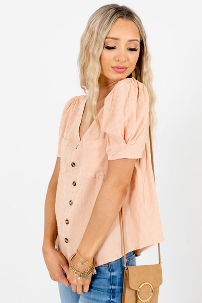 Orange Affordable Online Boutique Clothing for Women