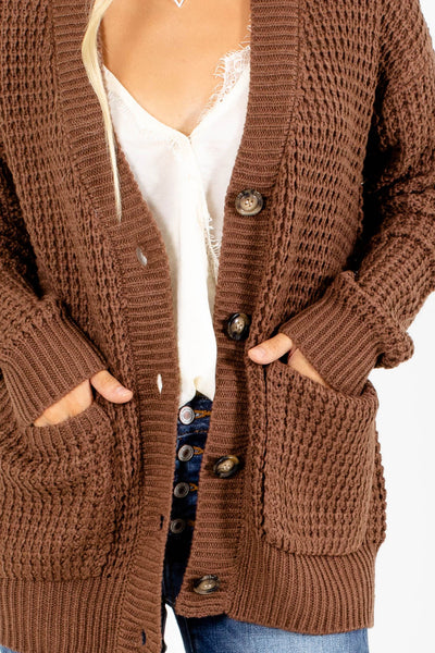 Beat the Odds Knit Cardigan