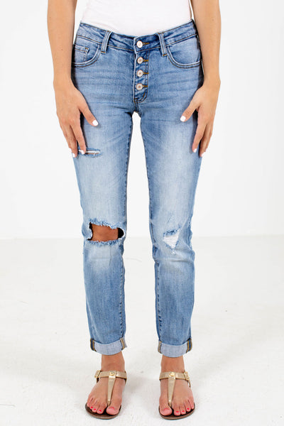 Blue Boutique KanCan Jeans with Pockets for Women