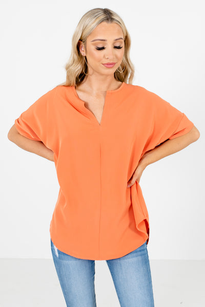 Born for This Short Sleeve Blouse