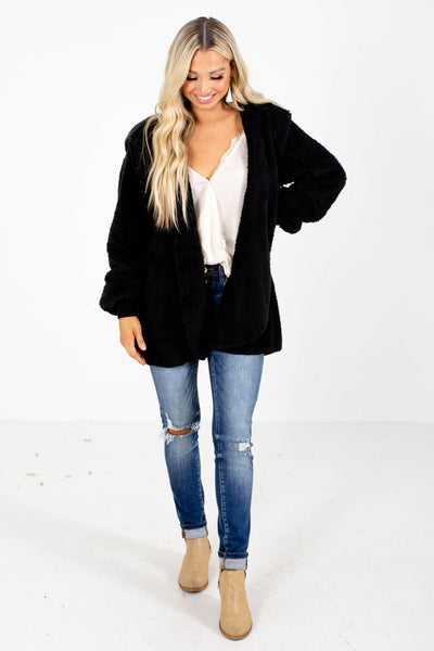 Bundle Up Faux Fur Jacket