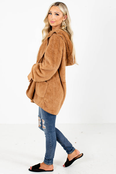 Women's Brown Fall and Winter Boutique Clothing