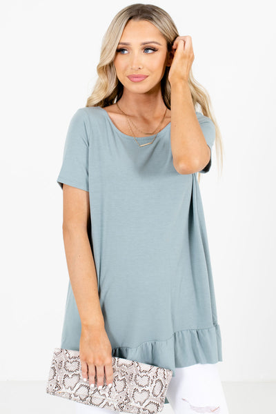 Casual Obsession Peplum Top
