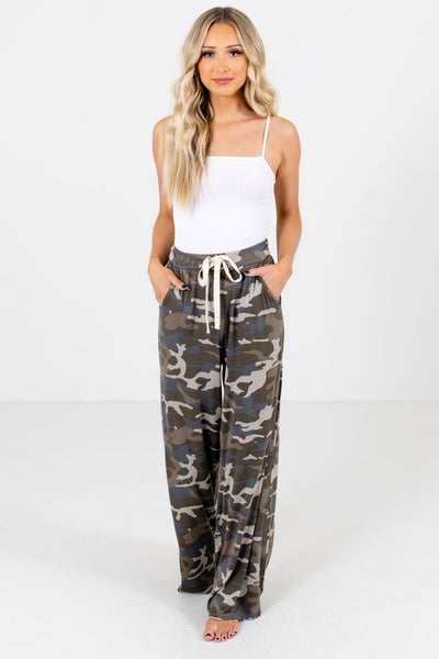 Women's Soft High-Quality Material Boutique Pants