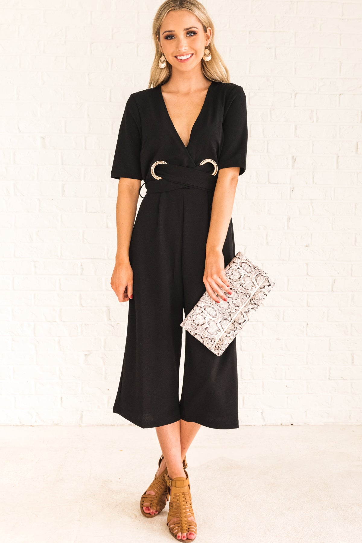 ddaedfdecd9 Black High-Quality Boutique Jumpsuits for Women