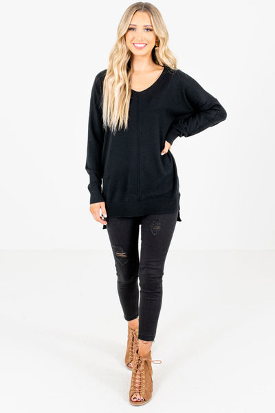 Choose Kindness Black Sweater