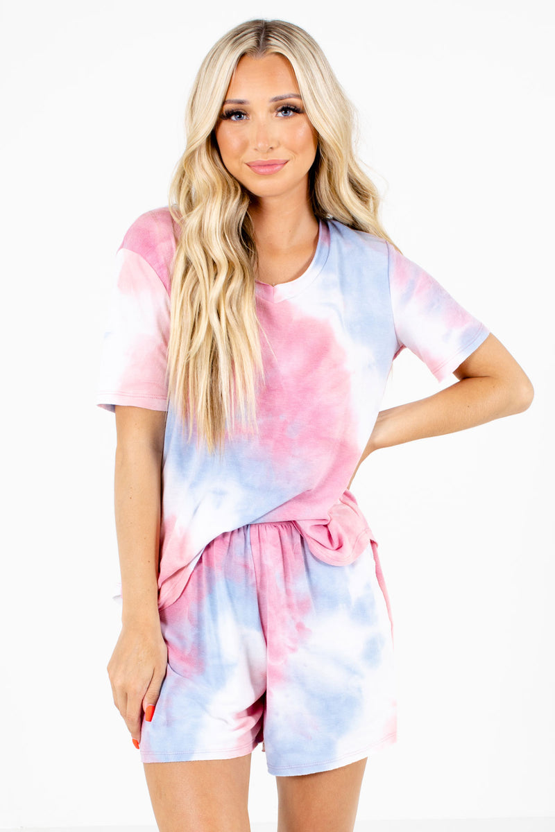 Dye Happy Tie-Dye Two-Piece Set