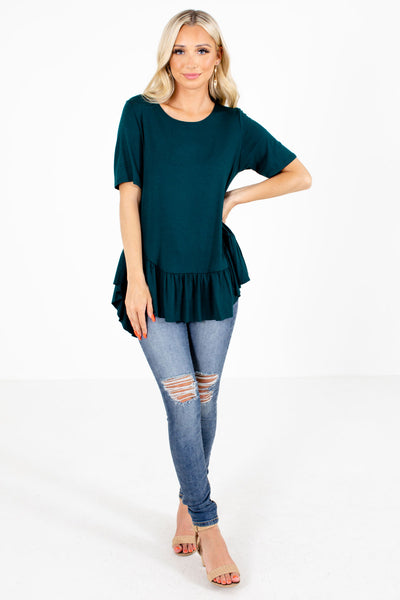 Effortless Appeal Peplum Top