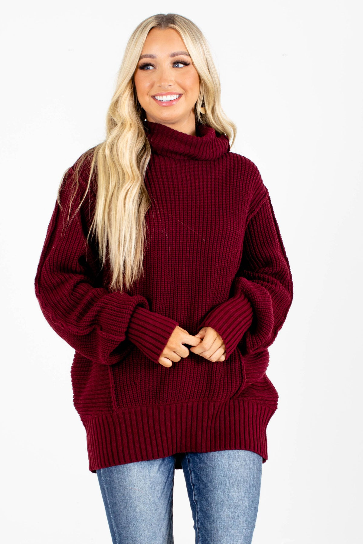 Electric Love Knit Sweater
