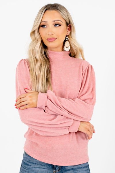 Women's Pink Casual Everyday Boutique Clothing