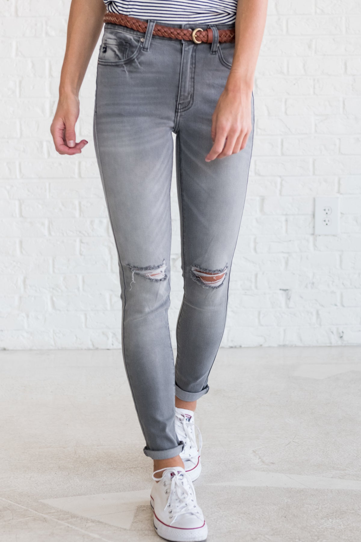 Gray Boutique Jeans