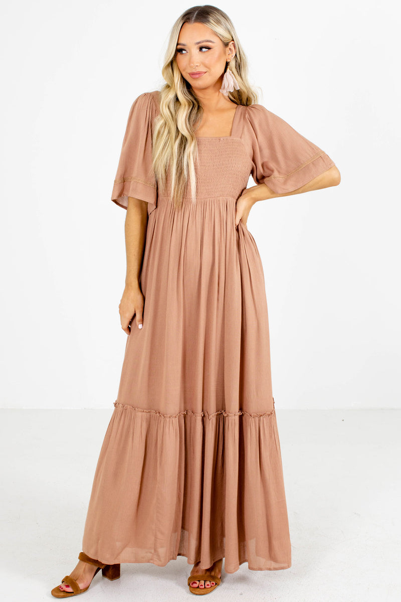 Give Me Kisses Maxi Dress