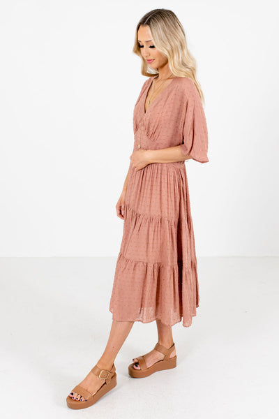 Light Mauve Affordable Online Boutique Clothing for Women