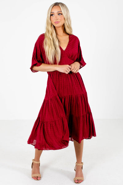Gorgeous Girl Midi Dress