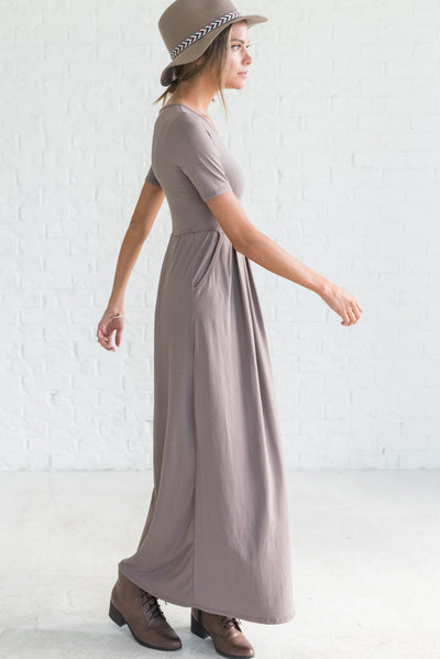 Brown Affordable Online Boutique Women's Clothing