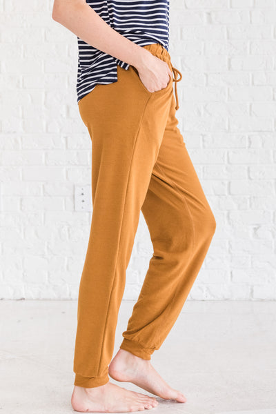 Mustard Yellow Loungewear for Women