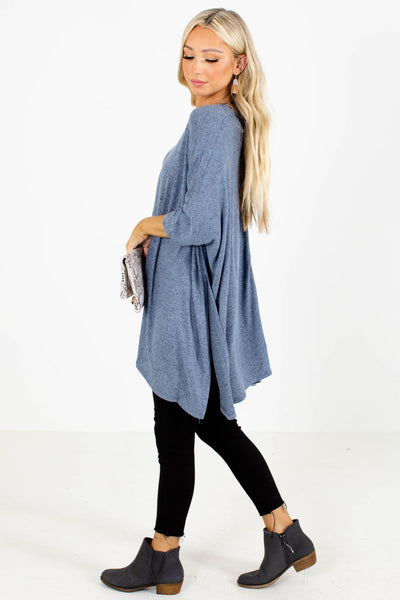 Blue Affordable Online Boutique Clothing for women