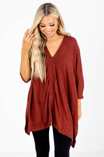 High Demand Poncho Top