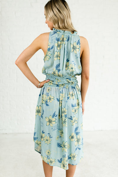 Light Blue Affordable Online Boutique Women's Clothing
