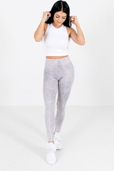 Women's Lavender Purple Active Workout Boutique Wear