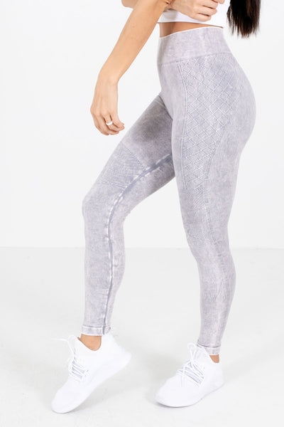 Lavender Purple Super High-Quality Boutique Active Leggings for Women