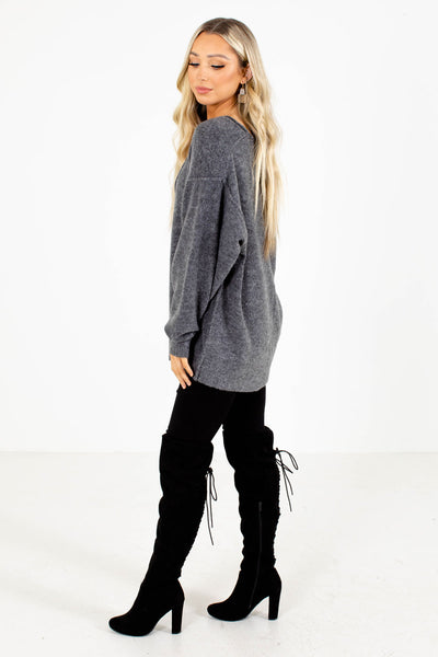 Soft and Cozy Fall Sweater For Women