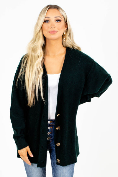 Oversized Cardigan For Fall Women
