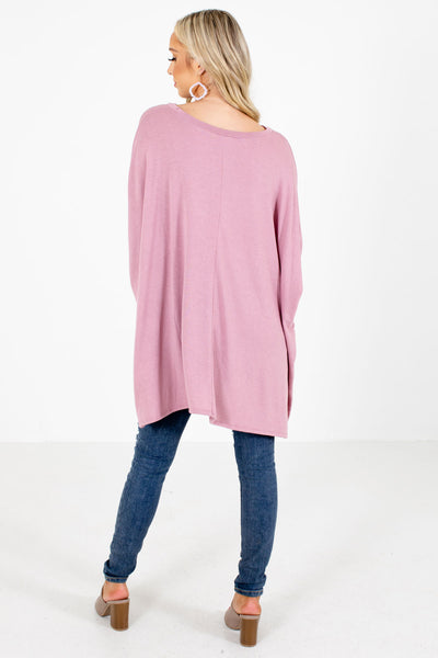Women's Pink Boutique Loungewear Top