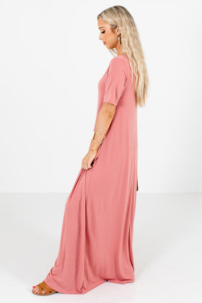 Live Forever Maxi Dress
