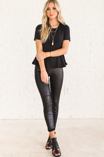 Black Online Boutique Clothing for Women