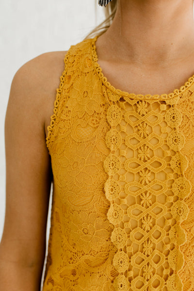 Mustard Yellow Affordable Online Boutique Clothing for Women