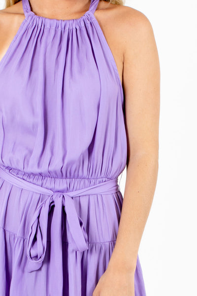 Purple Affordable Online Boutique Clothing for Women