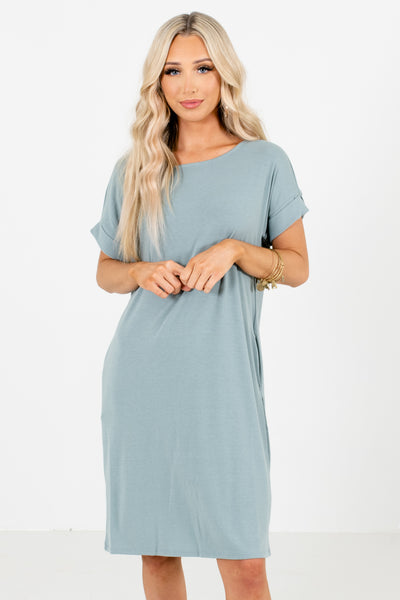 Never Say Never Knee-Length Dress