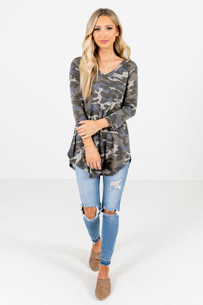 Creen Cute and Comfortable Boutique Tops for Women