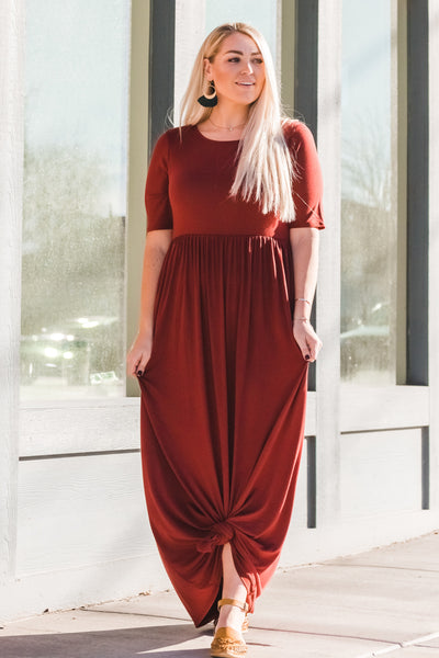 Long Maxi Plus Size Boutique Dresses for Women