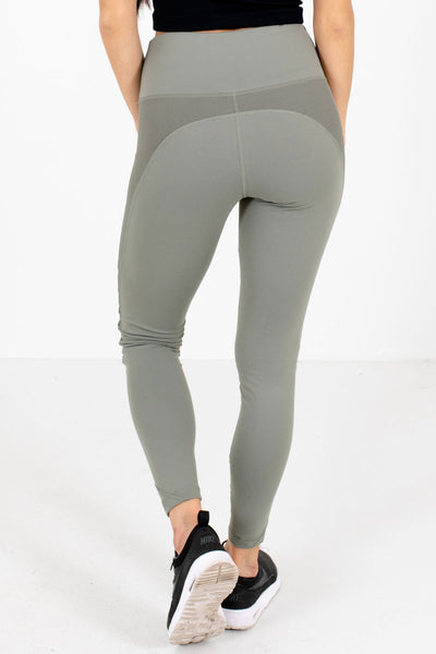 Women's High Waisted Style Boutique Active Leggings