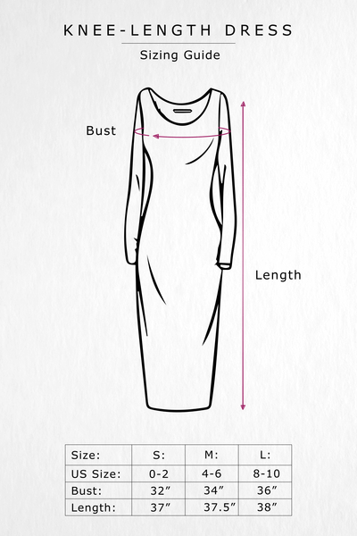 Pink Boutique Knee-Length Dresses for Women