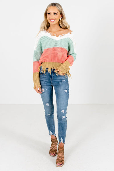 Mint Green Affordable Online Boutique Clothing for Women