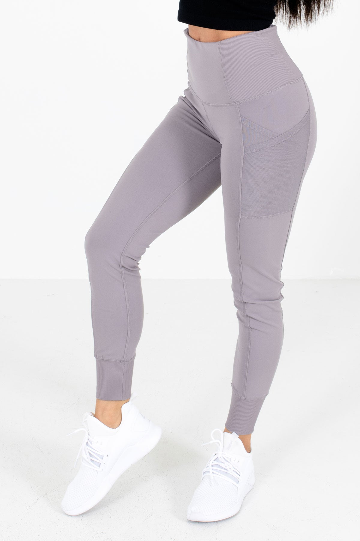 Dusty Purple Super High Quality Premium Boutique Active Leggings for Women