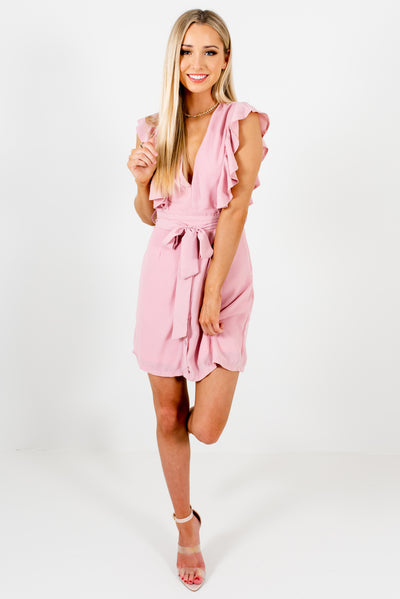 Light Pink Women's Spring and Summertime Boutique Clothing