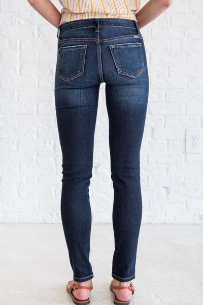 Classic Fit Boutique Jeans