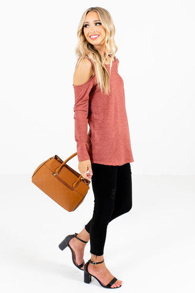 Pink Cute and Comfortable Boutique Tops for Women