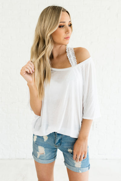 White Boutique Basics for Women