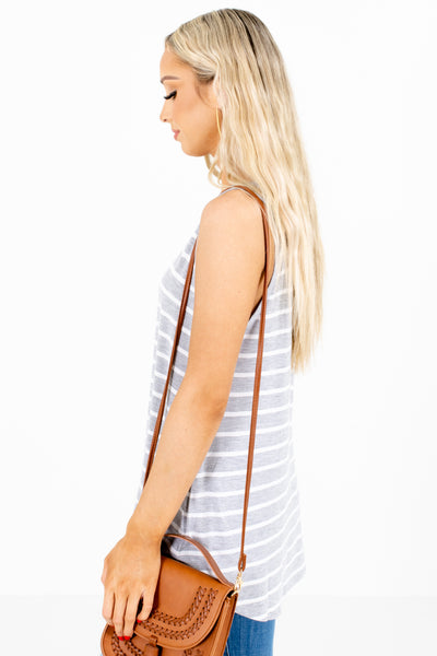Soak Up the Sun Striped Tank
