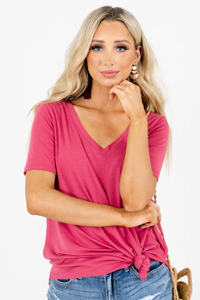 Women's Casual Everyday Boutique Tops