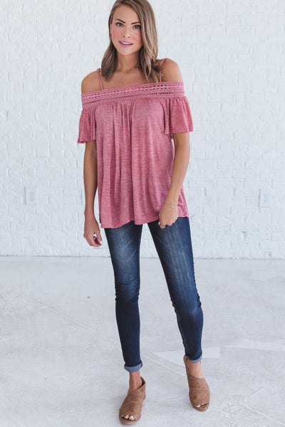Pink Affordable Online Boutique Clothing