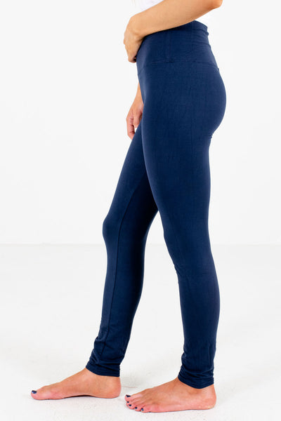Take Me Home Navy Leggings